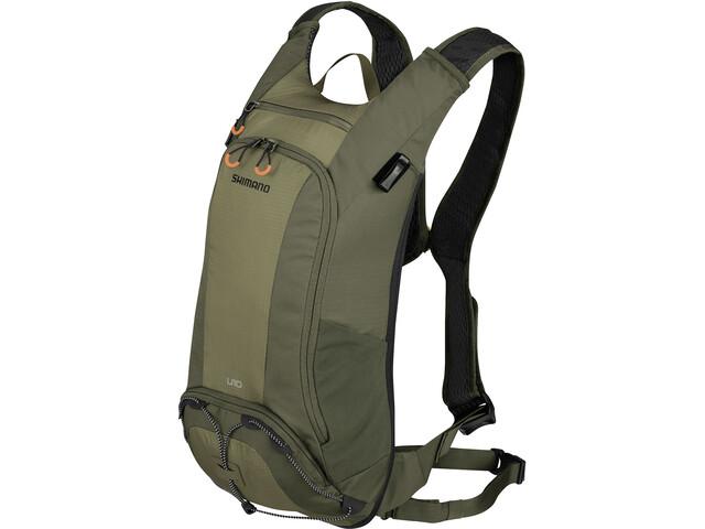 Shimano Unzen II Trail Backpack 10 L olive